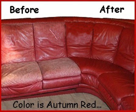 Alfa Img Showing Color Rubbing Off Leather Couch